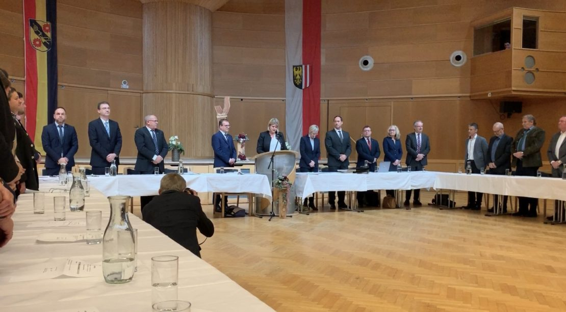 Gunskirchen hat einen neuen Bürgermeister!