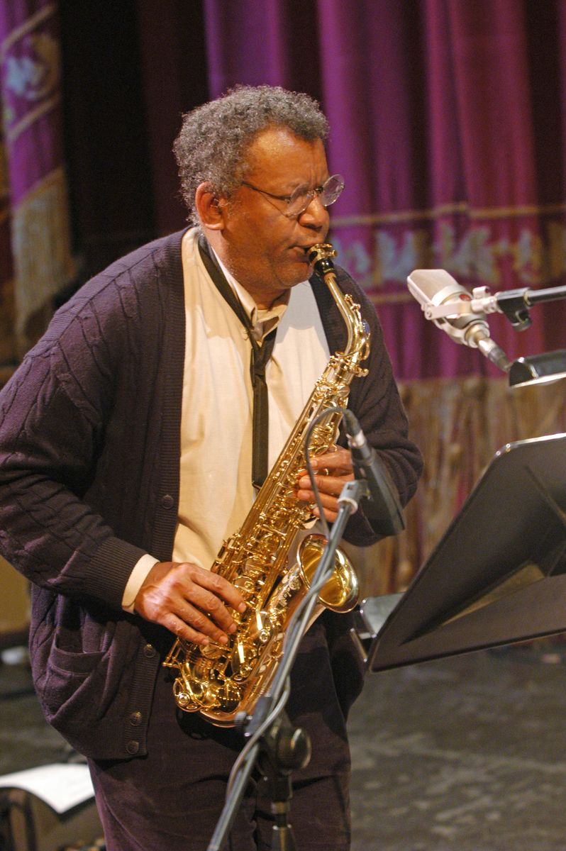 Anthony Braxton Standard Quartet