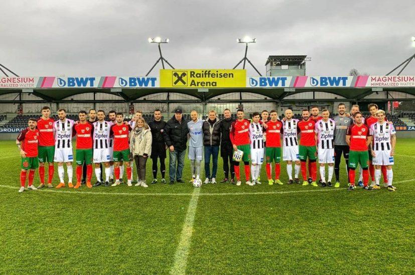 FC Wels vs. Lask