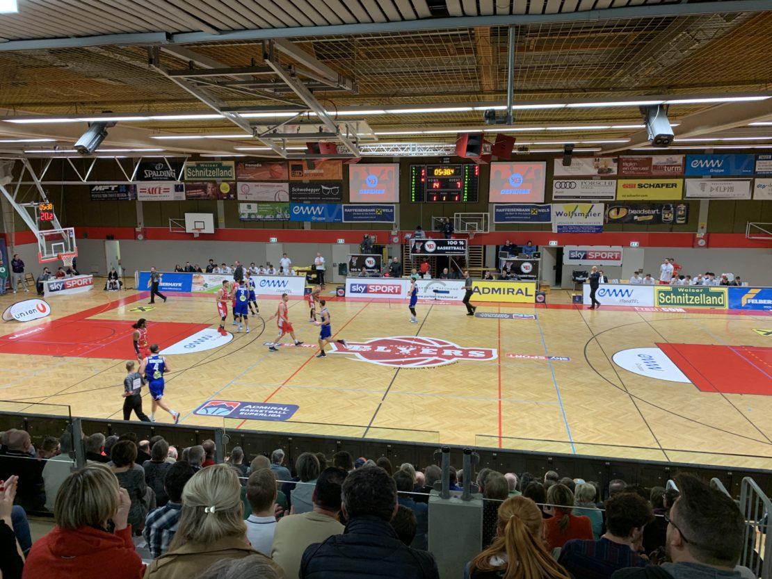Basketball OÖ Derby