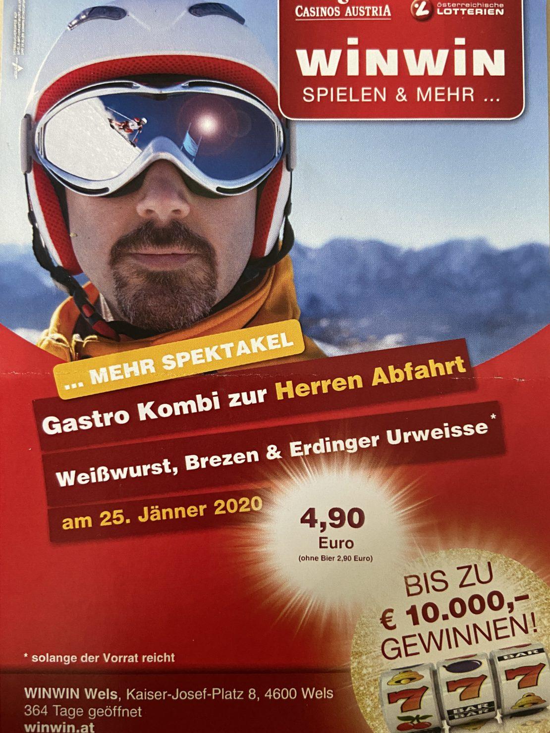 Kitzbühel Abfahrt Live