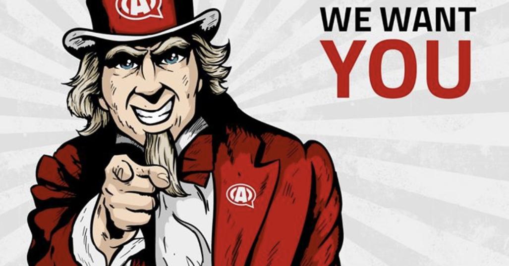 Austria Comic Con Crew Bewerbung