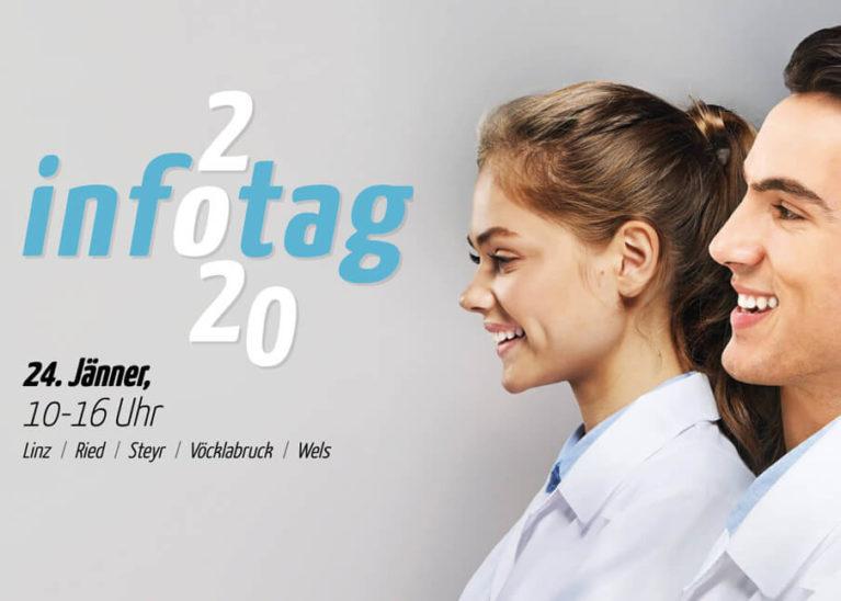 Infotag 2020 an der FH Gesundheitsberufe OÖ
