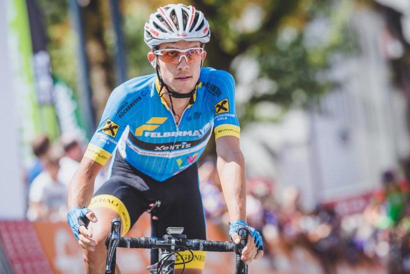 Riccardo Zoidl kehrt zum Team Felbermayr Simplon Wels zurück