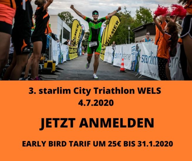 Starlim City Triathlon Wels