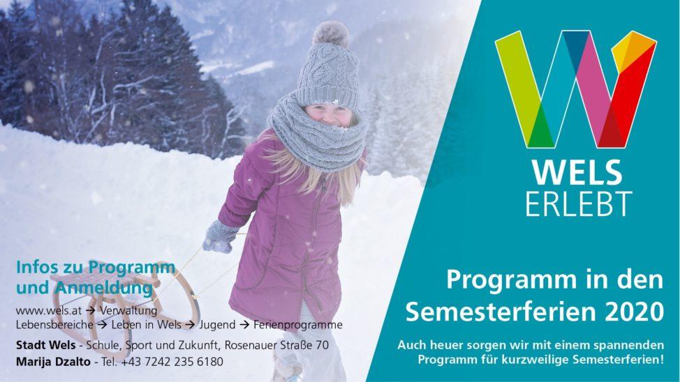 Semesterferienprogramm