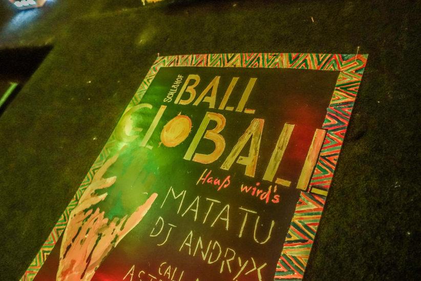 Ball Globall (Haaß wird's!)