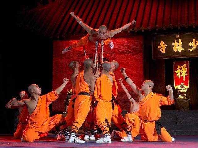 Shaolin Mönche - 25 Jahre Jubiläumsshow