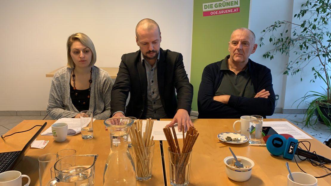 Thomas Rammerstorfer wird Grüner Spitzenkandidat