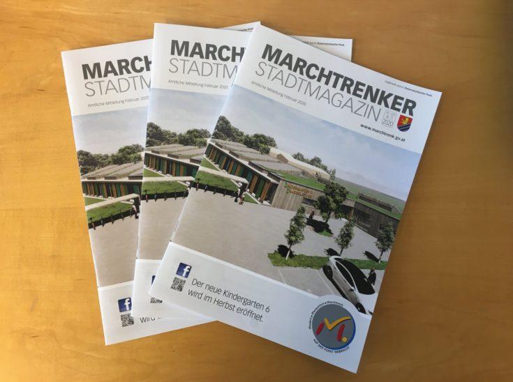 Marchtrenker Stadtmagazin