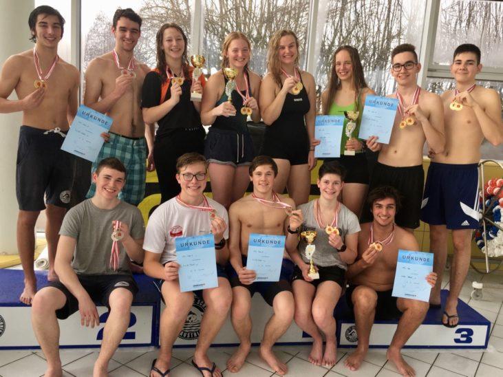 Schwimm Schullandesmeisterschaften