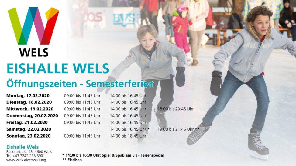Eishalle Wels