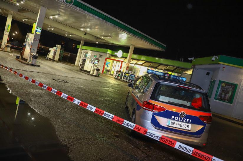 Überfall auf Tankstellenshop in Wels-Lichtenegg geklärt