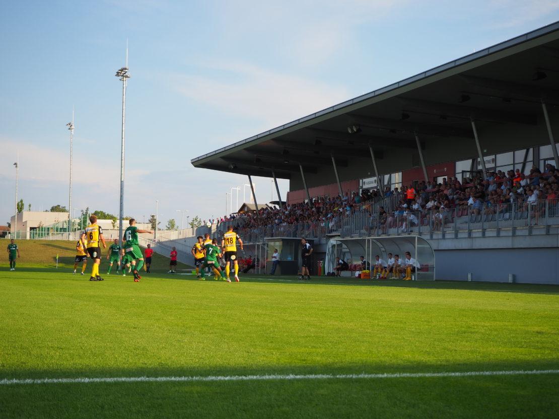Transfer-Karussell Regionalliga