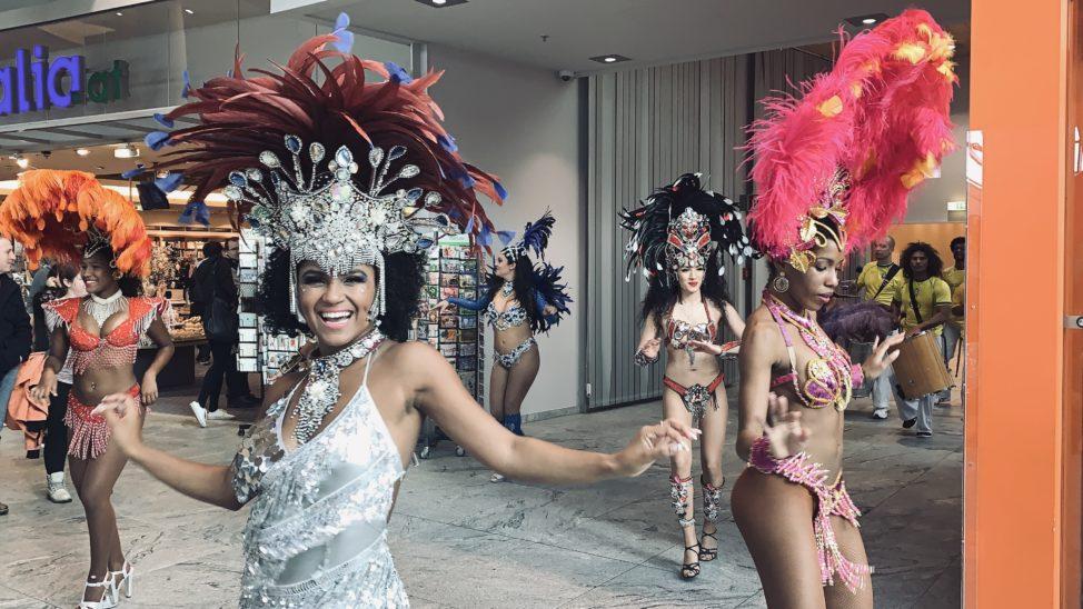 Karneval von Rio im max.center