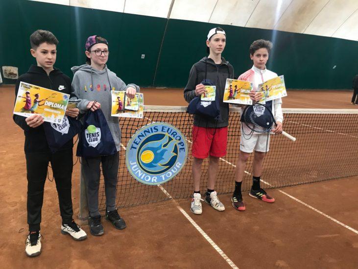 Turniersieg für Welser Tennistalent