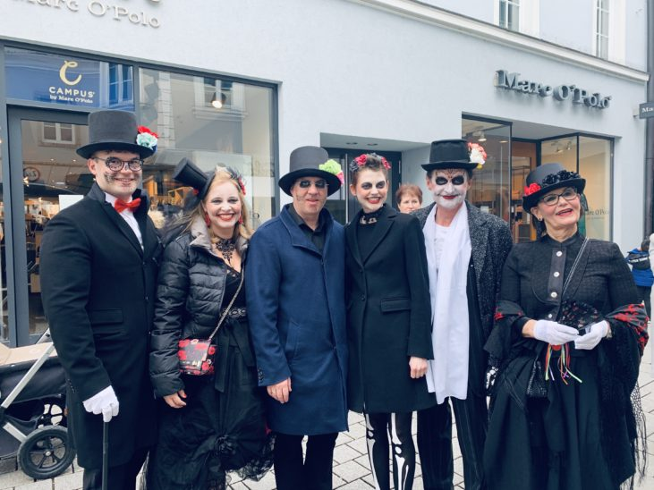 Fasching in Wels