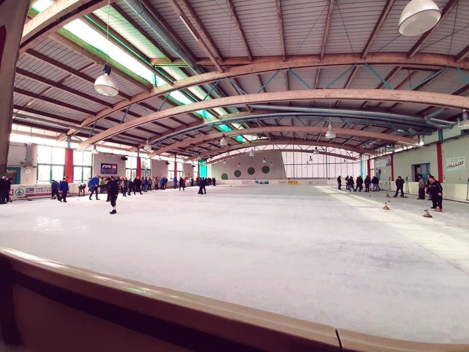Eisstock Stadtmeisterschaft