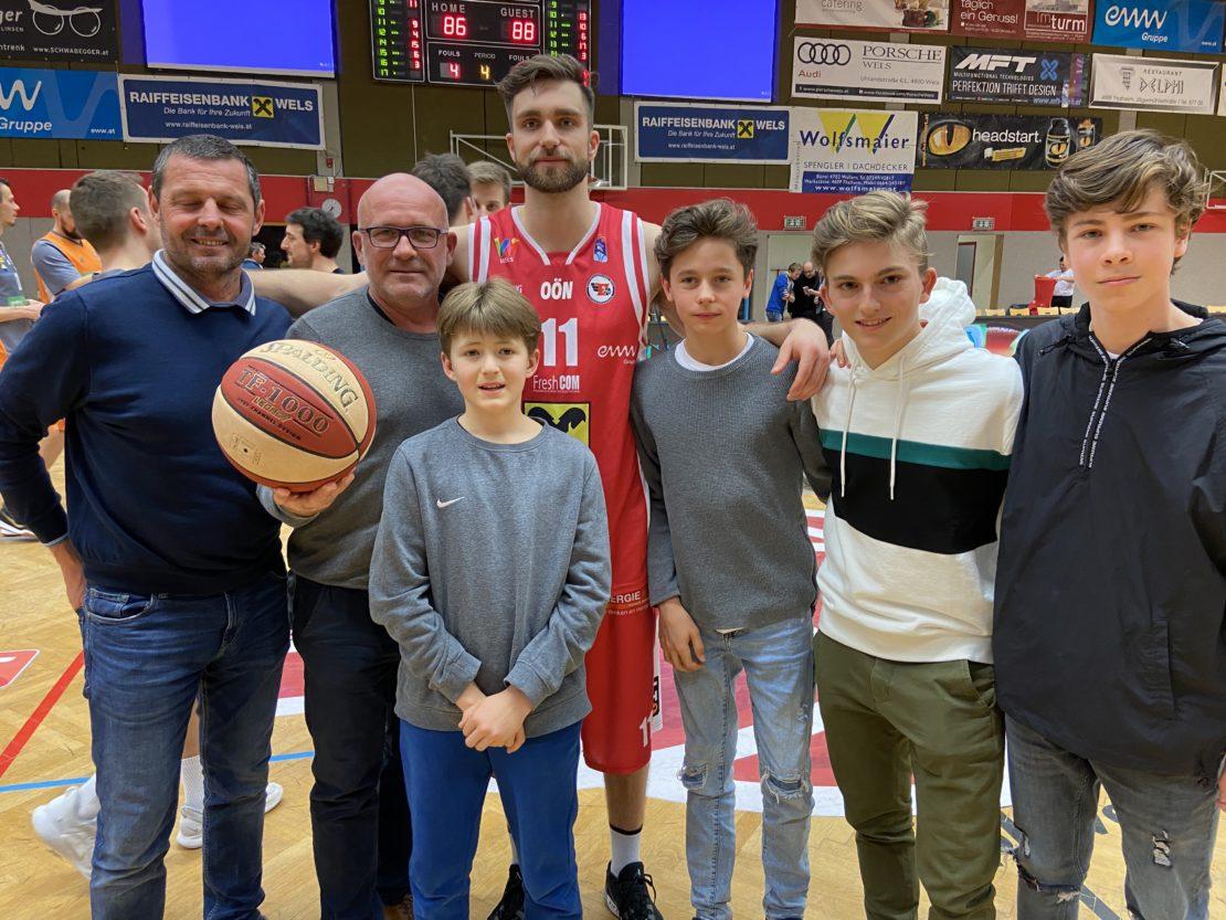 Basketball Raiffeisen Fleyers Wels