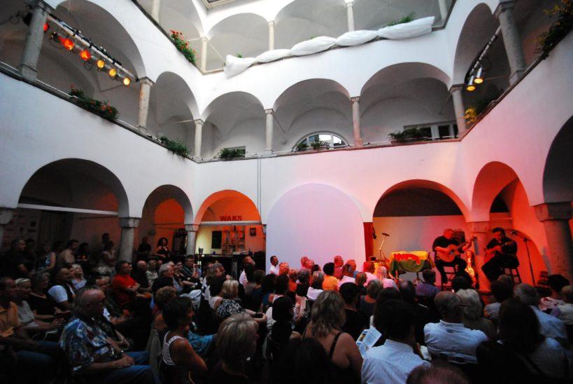 15.Welser Arkadenhof Kultur Sommer