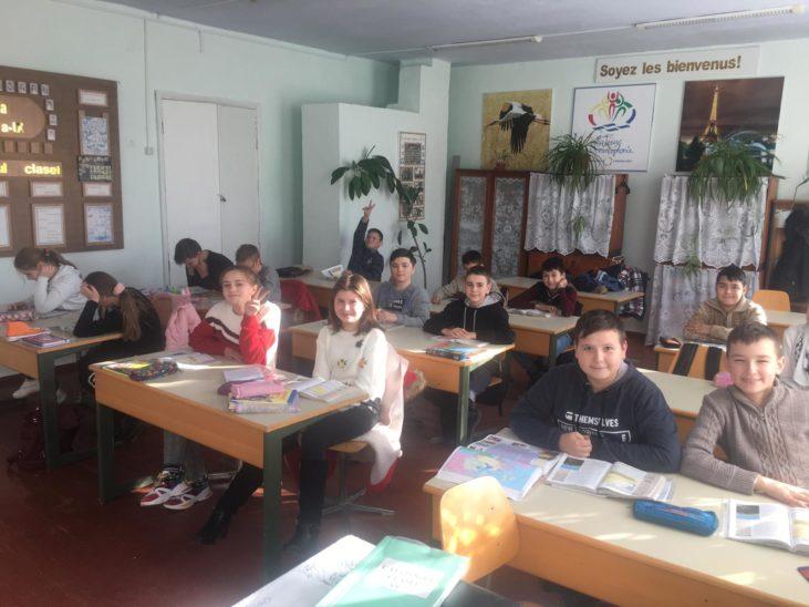 HTL-Sessel für Moldawien angekommen