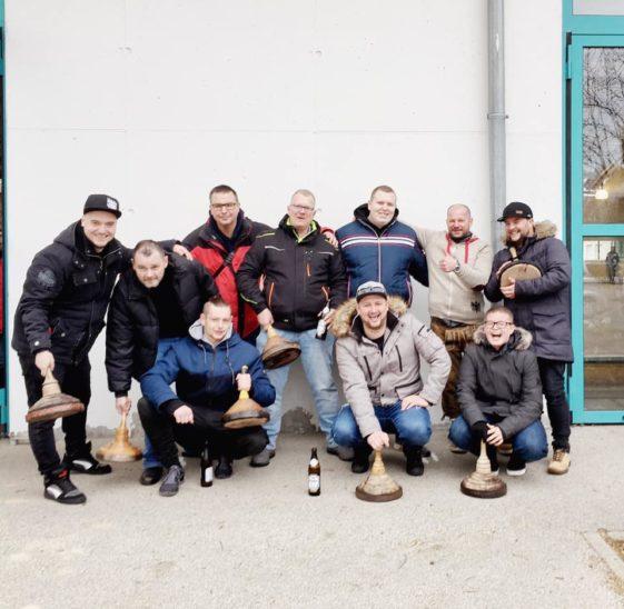 Eisstockstadtmeisterschaft Marchtrenk