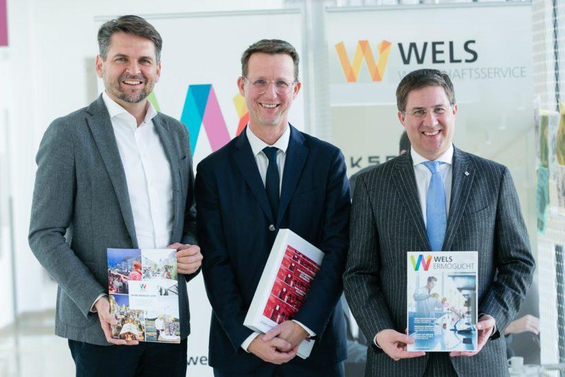 Mit 96,5 % Vermietungsgrad rangiert Wels unter den Top-Städten in Österreich