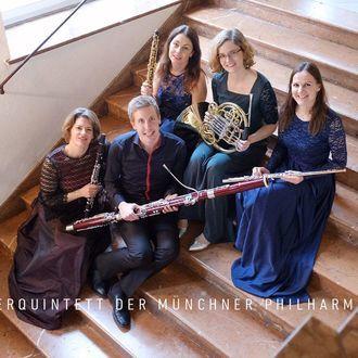 Bläserquintett der Münchner Philharmoniker