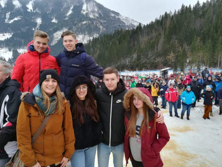 HAK 1 beim Skiweltcup
