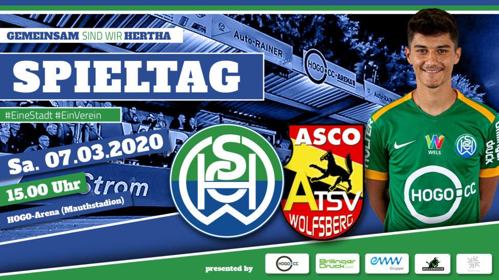 Start in die Frühjahrsmeisterschaft gegen ATSV Wolfsberg