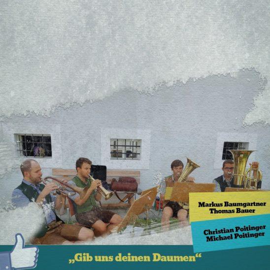 Buchkirchner wollen zum Woodstock der Blasmusik