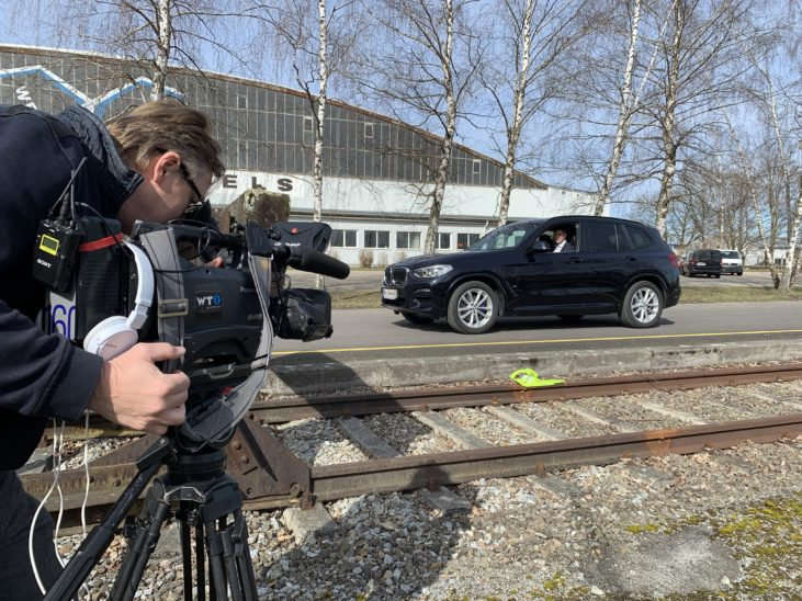 BMW X3 Plug-In Hybrid