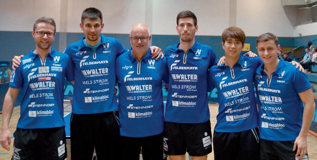 Tischtennis-Bundesliga im max.center