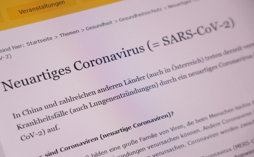 2 Coronavirus-Fälle in Gunskirchen