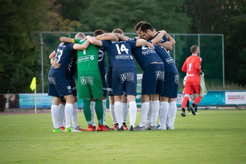Fußballverband setzt Spielbetrieb aus