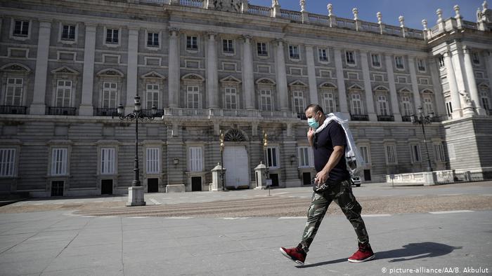 Spanien: 1.000 Neuinfektionen binnen 24 Stunden