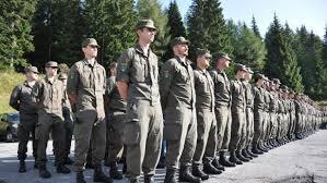 2.000 Milizsoldaten werden ab Juni einberufen
