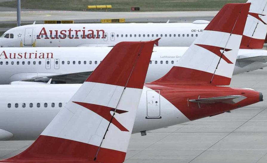 Flugbetrieb ab Donnerstag bei AUA eingestellt