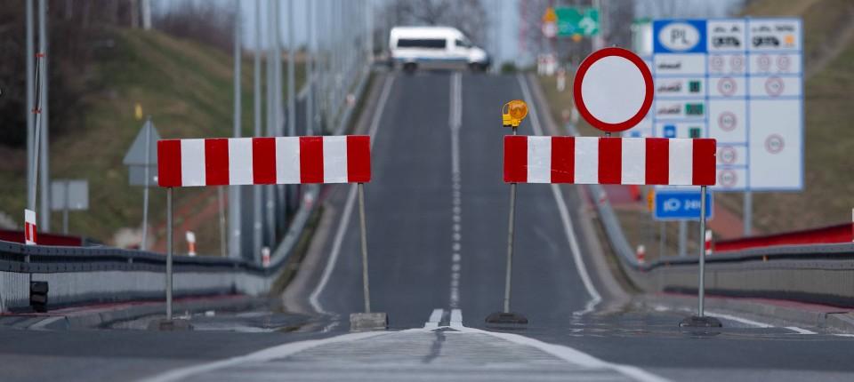 EU schließt Außengrenzen für nicht notwendige Reisen
