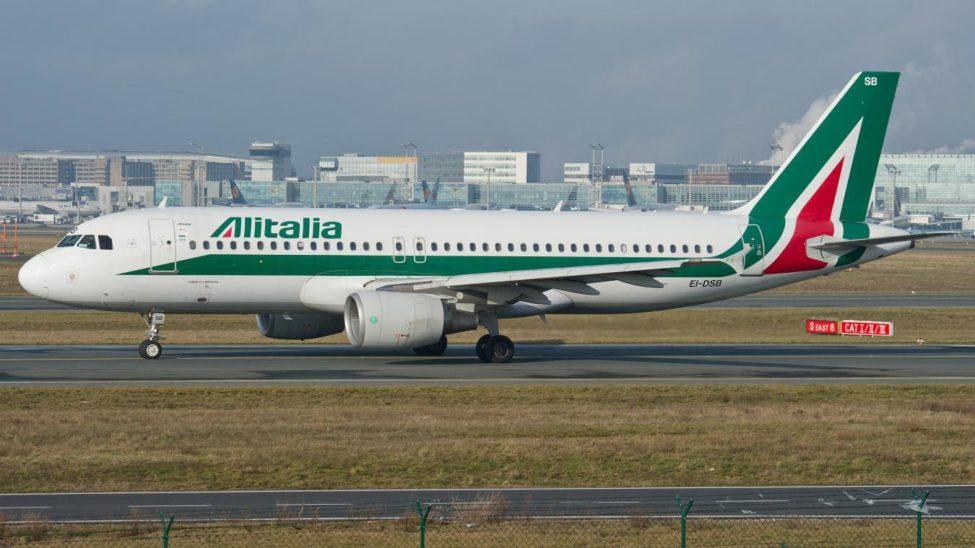 Airline Alitalia wird verstaatlicht