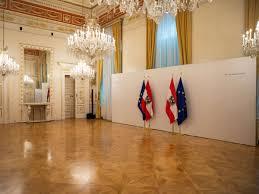 Kanzleramt lockert wieder Zugang zu Pressekonferenzen