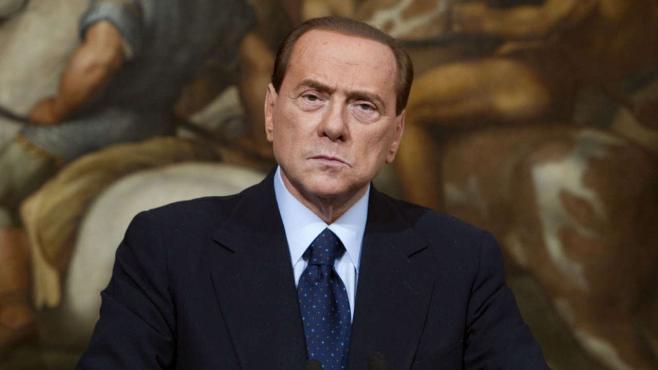 Berlusconi schenkt der Lombardei 10 Mio. Euro