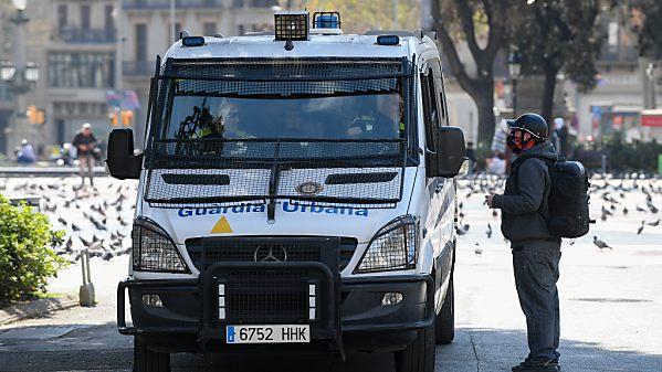 Drastischer Anstieg in Spanien: 2.000 neue Fälle pro Tag