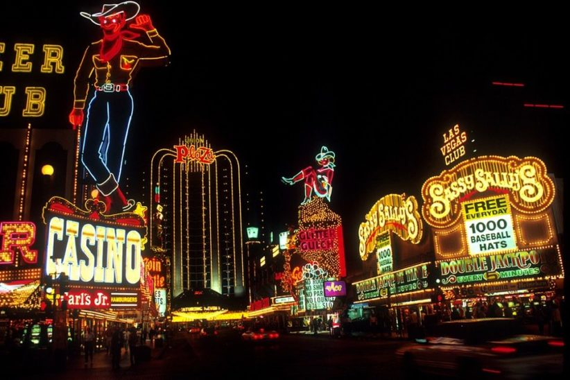 Casinos in Las Vegas machen dicht