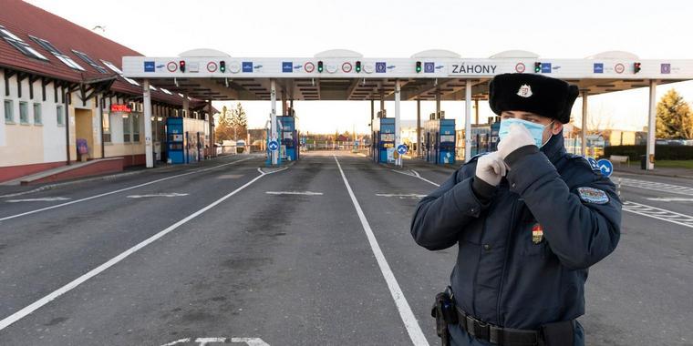 Ungarn öffnet Grenze