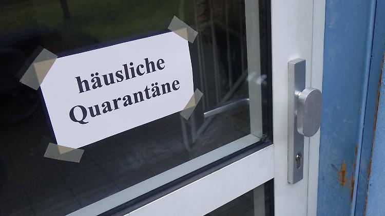 Ausland-Risikogebiet-Rückkehrer müssen in Quarantäne