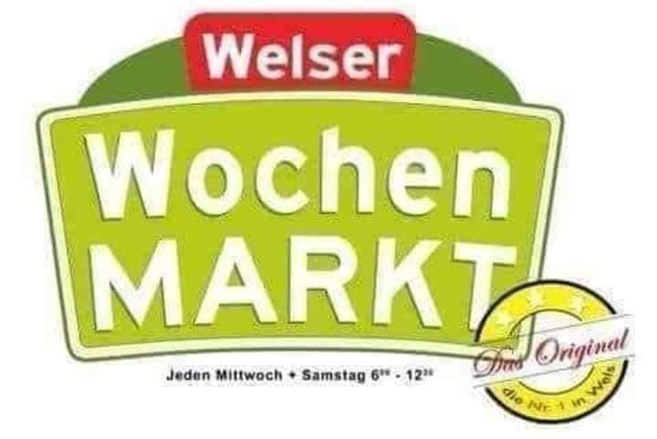 Welser Wochenmarkt
