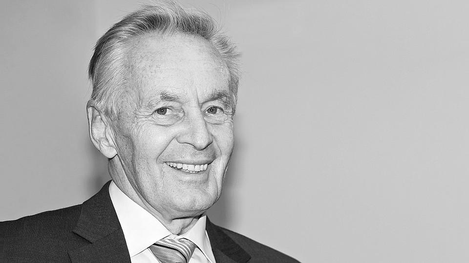 Horst Felbermayr - Pionier in der Schwergutlogistik verstorben
