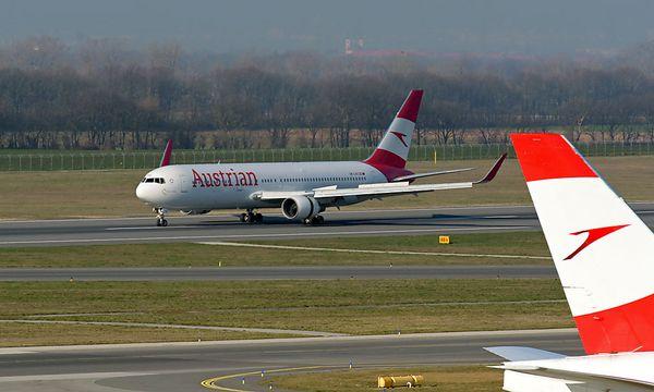 Letzter regulärer AUA-Flug in Wien gelandet