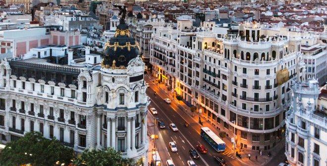 Madrid nutzt Hotels als Kliniken
